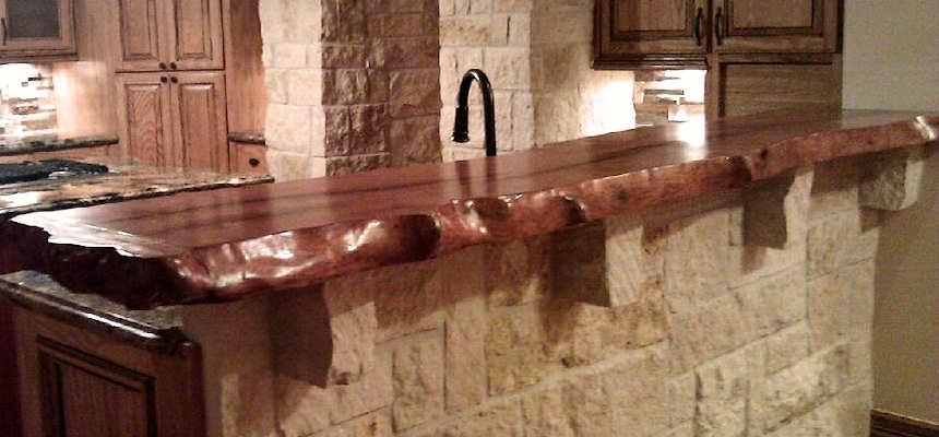 Mesquite Flooring & Lumber ready for custom milling - Mesquite Wood - Texas Mesquite Wood - Sekula Sawmilling