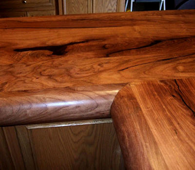 Gentil Mesquite Wood Products