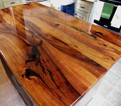 Wood Countertops On Pinterest Counter