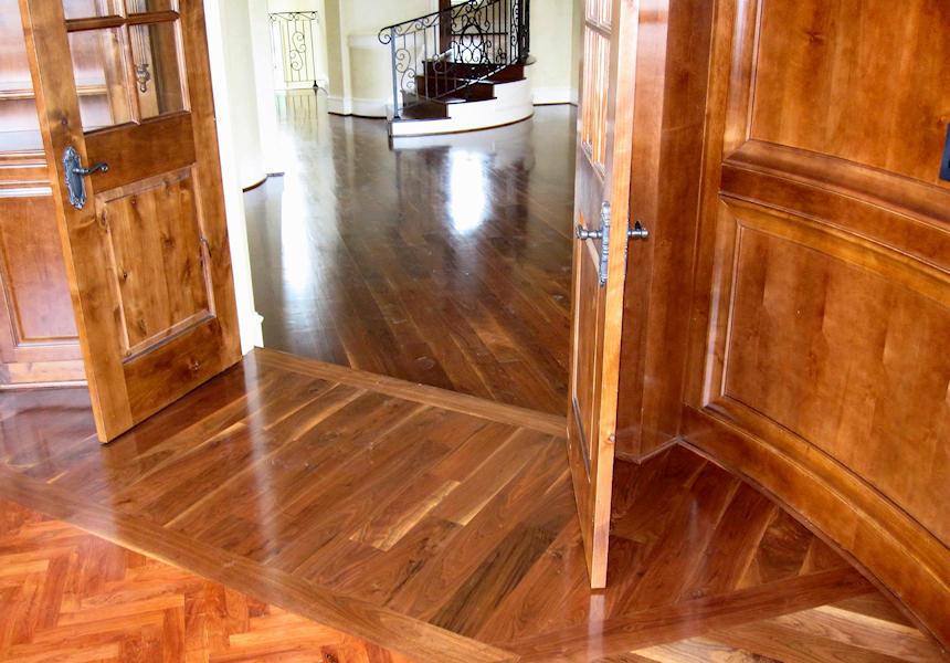Mesquite Flooring Hardwood