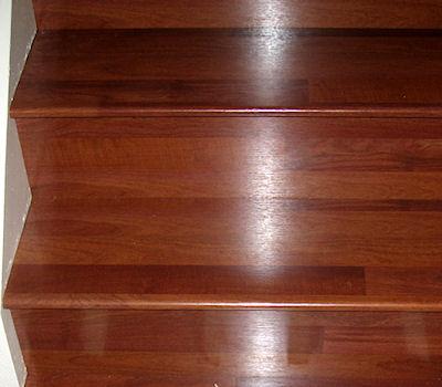 Mesquite Hardwood Stair Treads